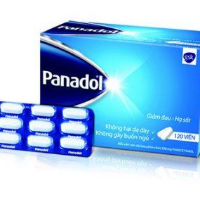 [Góc hỏi đáp] Uống thuốc Panadol nhiều có sao không?