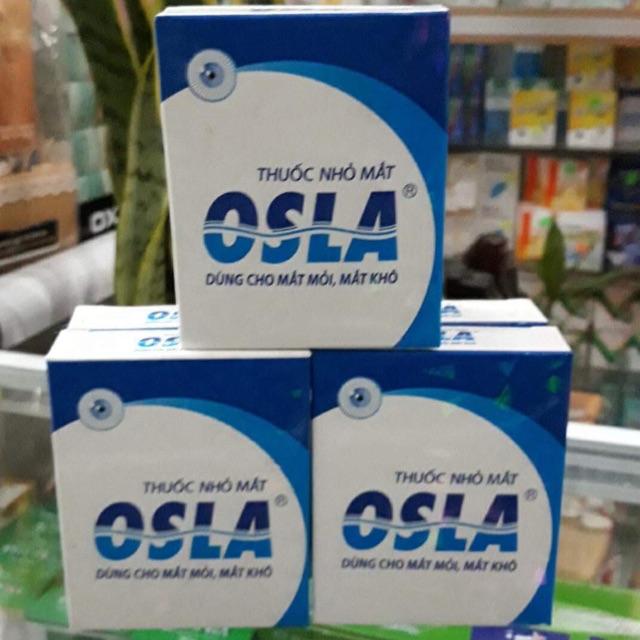 Thông tin cần biết về thuốcOsla